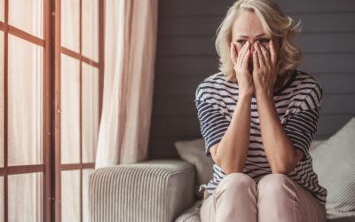 Objawy stresu opiekuna osoby z chorobą Alzheimera