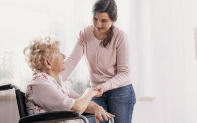 Podstawowa pielęgnacja. Zadania opiekunki